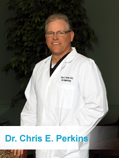 Dr. Chris E. Perkins, Houston Dental Implants and Oral Reconstruction.